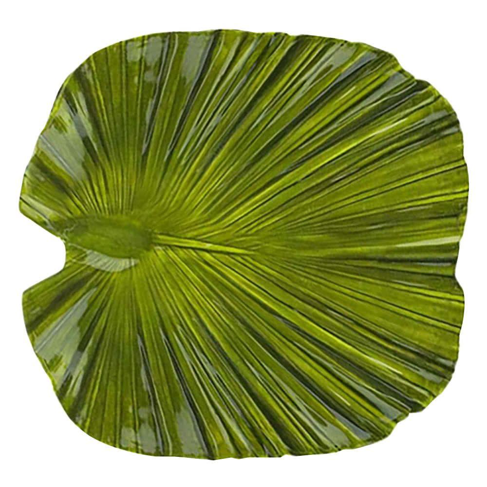 Palm Leaf Melamine Plates | Dream Home: Play House | Pinterest ...