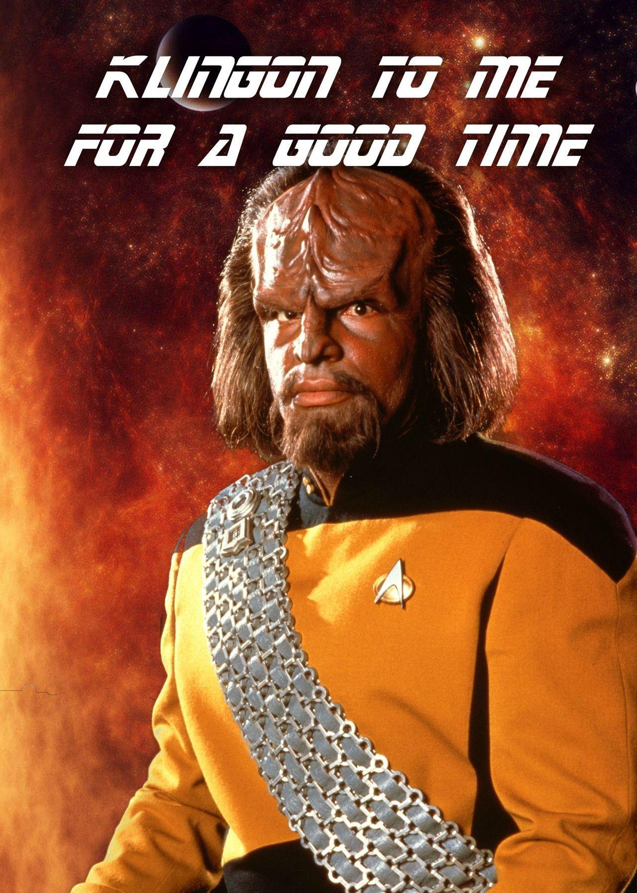 Star Trek: The Next Generation Valentines