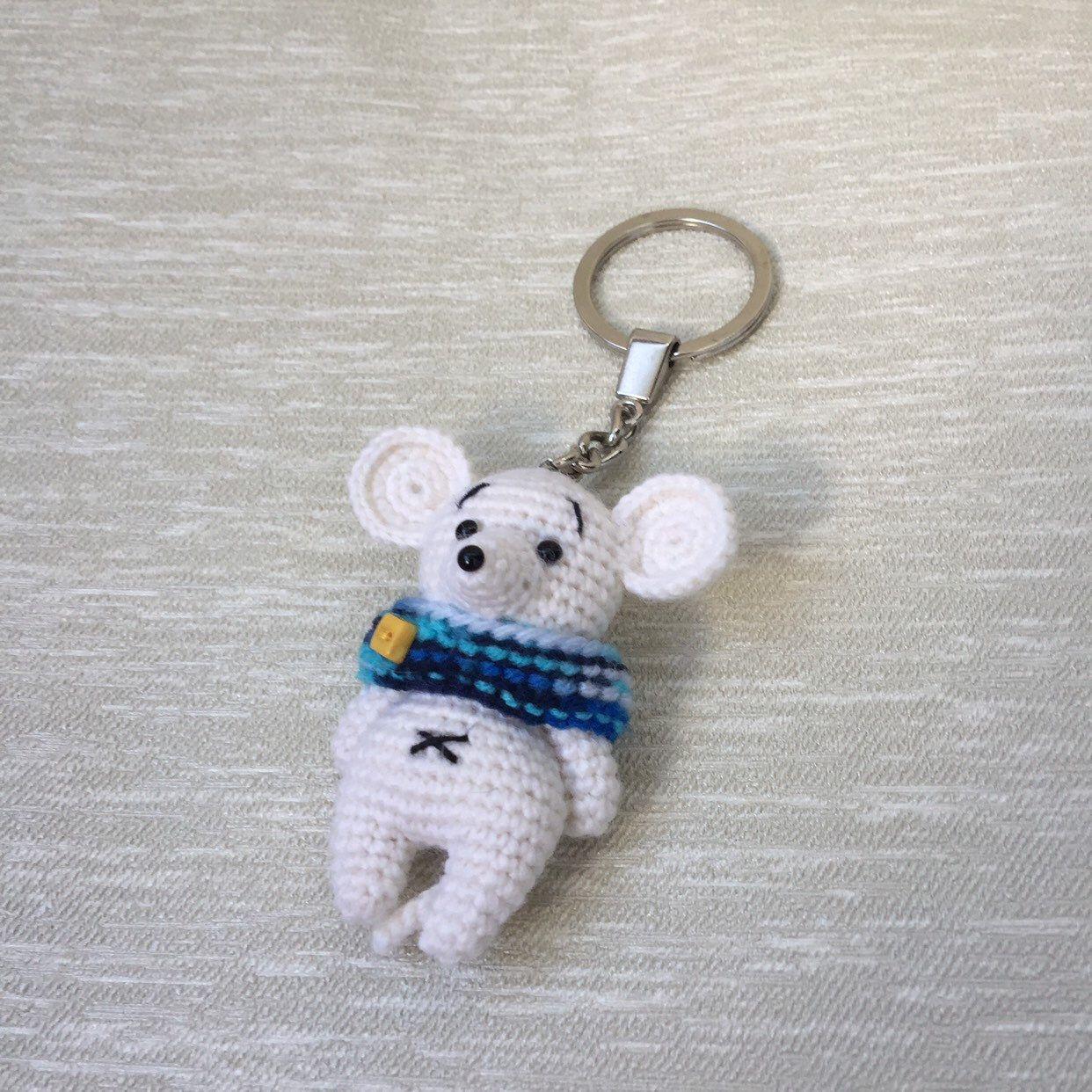 Amigurumi Little Mouse Crochet Free Patterns - Crochet & Knitting | 1242x1242