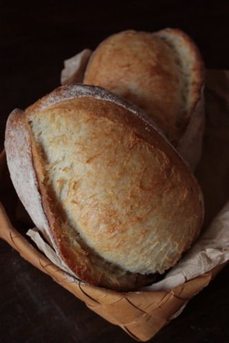 Homemade Yeast French Bread (Using Straight Starter ...