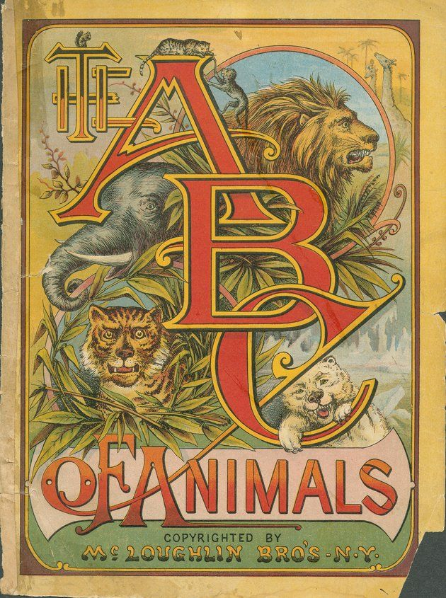 The ABC of animals Alternate title: A B C of animals Creator: McLoughlin Bros., inc ( Publisher ) Publisher: McLoughlin Bros. New York Publication Date: [ca 1880]