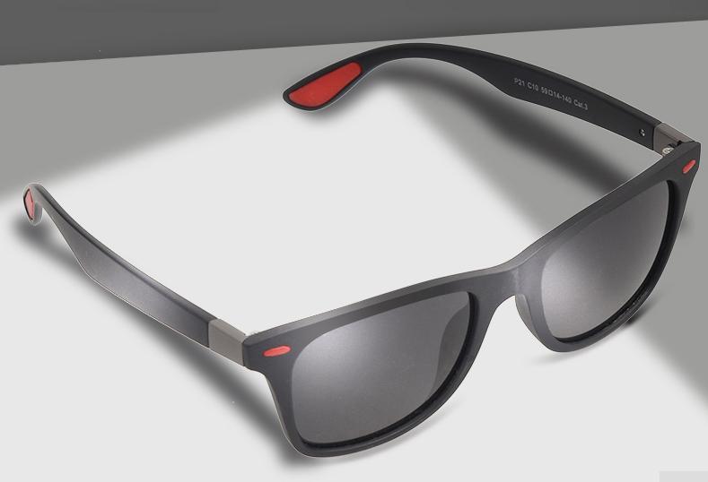 f611fd1ffc8 AOFLY BRAND DESIGN Classic Polarized Sunglasses Men Women Driving Square  Frame Sun Glasses Male Goggle UV400 Gafas De Sol AF8083