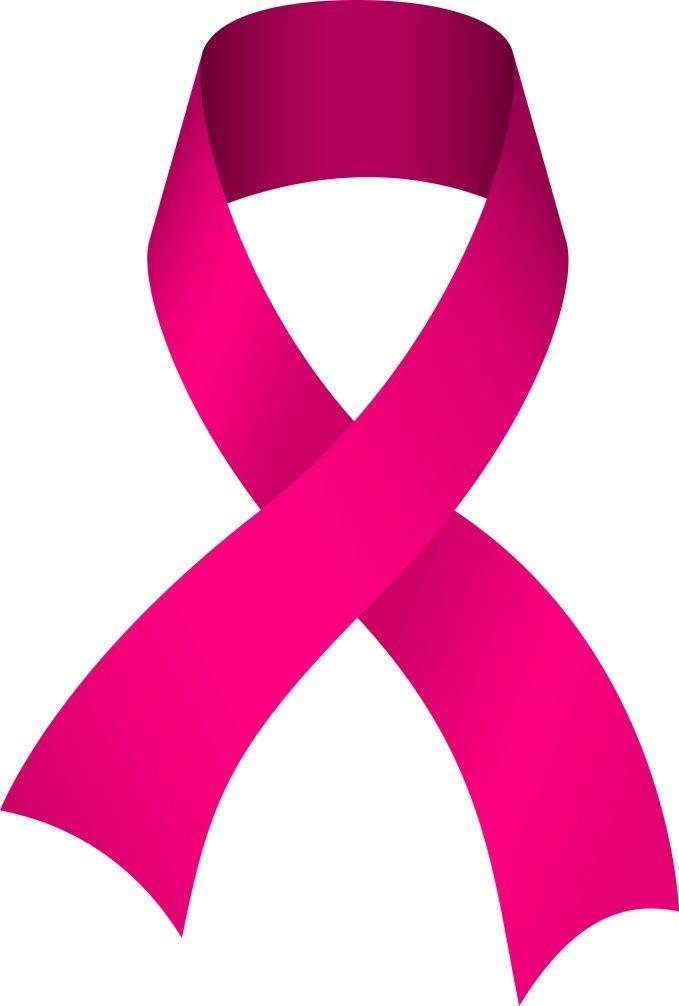 Cancer De Mama Simbolo