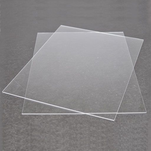 Two 9 X 12 Sheets Of Acrylic By Houseworks Plexiglass Sheets Clear Plastic Sheets Dollhouse Supplies