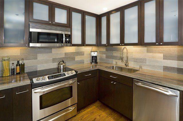 Attractive 40 Extravagant Kitchen Backsplash Ideas For A Luxury Look