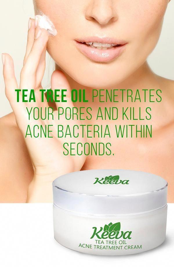 #WaysToGetRidOfWarts in 2020   Tea tree oil for acne, Tea
