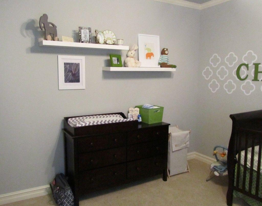 christopher s nursery ikea lack shelves and nursery