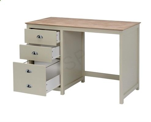 Sonix Chic Two Tone Desk | Miscellaneous > Computer Workstations > Furniture > Stationery Planet
