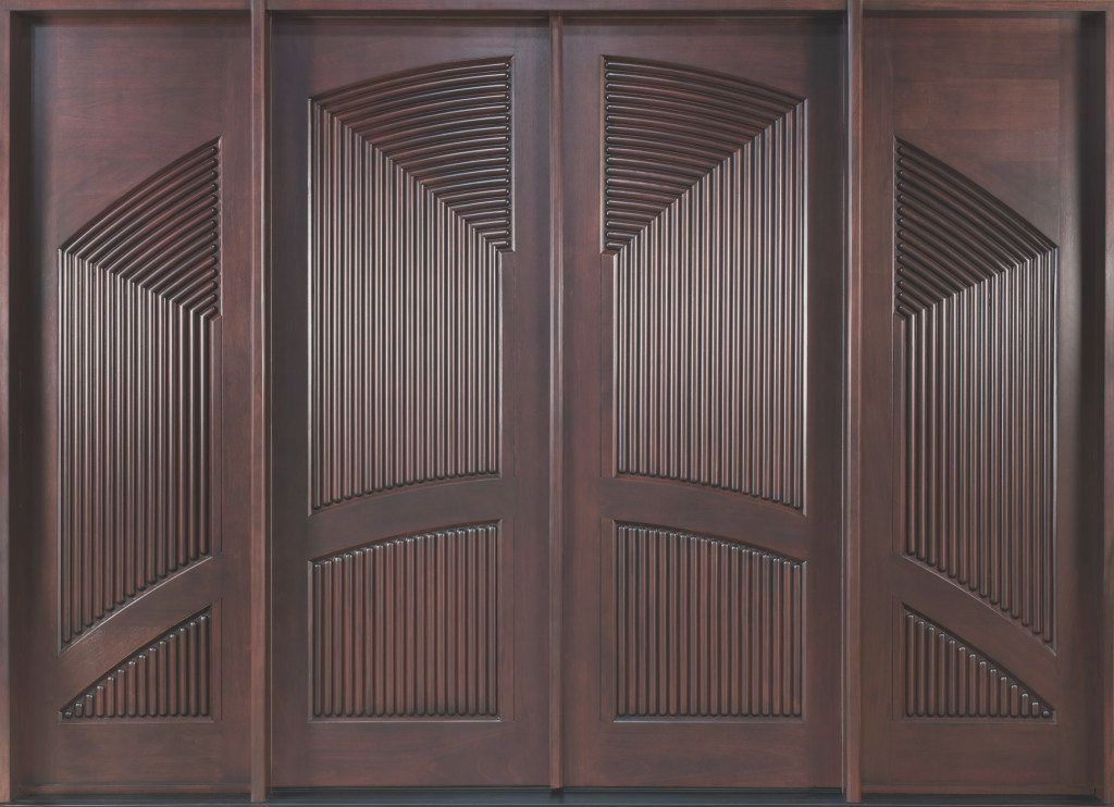 Decolam door designs main door jali design cool home decor for Main double door design photos