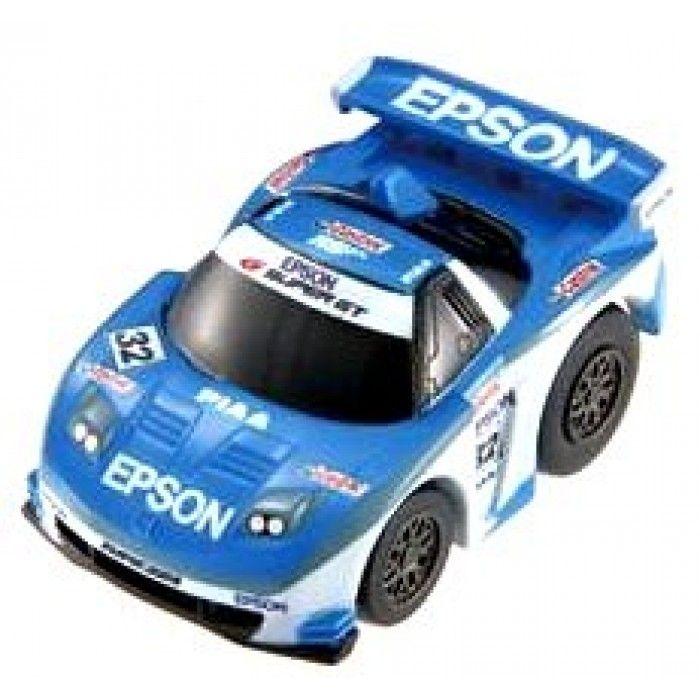 Super Realistic Choro Q Series 07 Epson Nsx Nsx Epson Toy Car