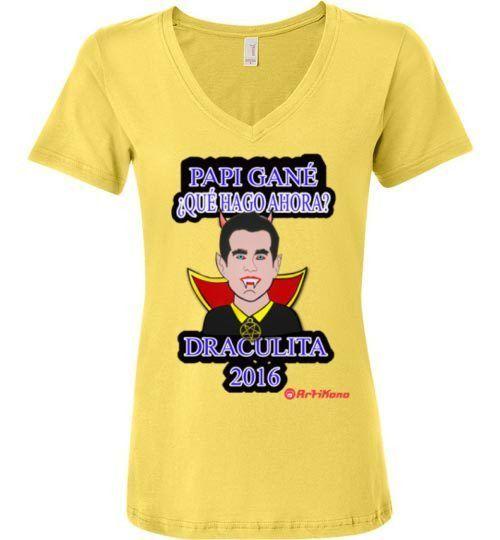 DRACULITA 2016 ENVIOS GRATIS A PR & USA