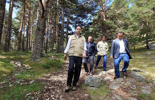 1er aniversario del Parque Nacional de la Sierra de Guadarrama