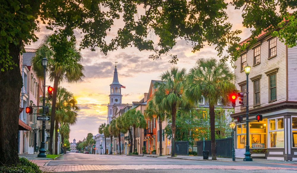 Best Memorial Day Weekend Destinations Charleston S C Best Places To Retire Cool Places To Visit Best Places To Live