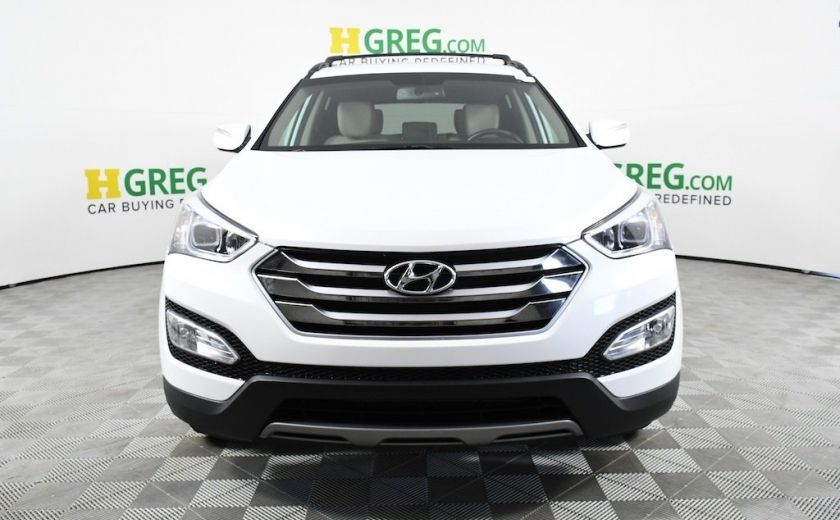 Used 2015 Hyundai Santa Fe Sport for sale