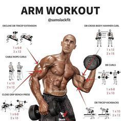arm workout⠀⠀⠀⠀⠀⠀⠀⠀⠀⠀⠀⠀ want to build some huge arms give