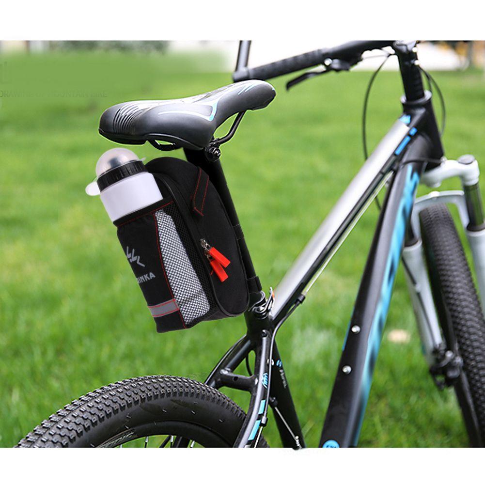 Bicycle Bike Accessories Rear Top Tube Bag Mtb Mountain Road Bike