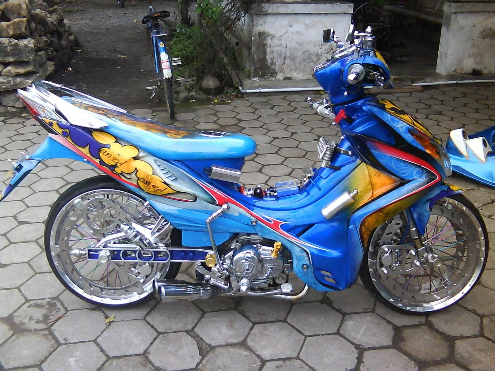 Jupiter mx angel CUSTOM MODS