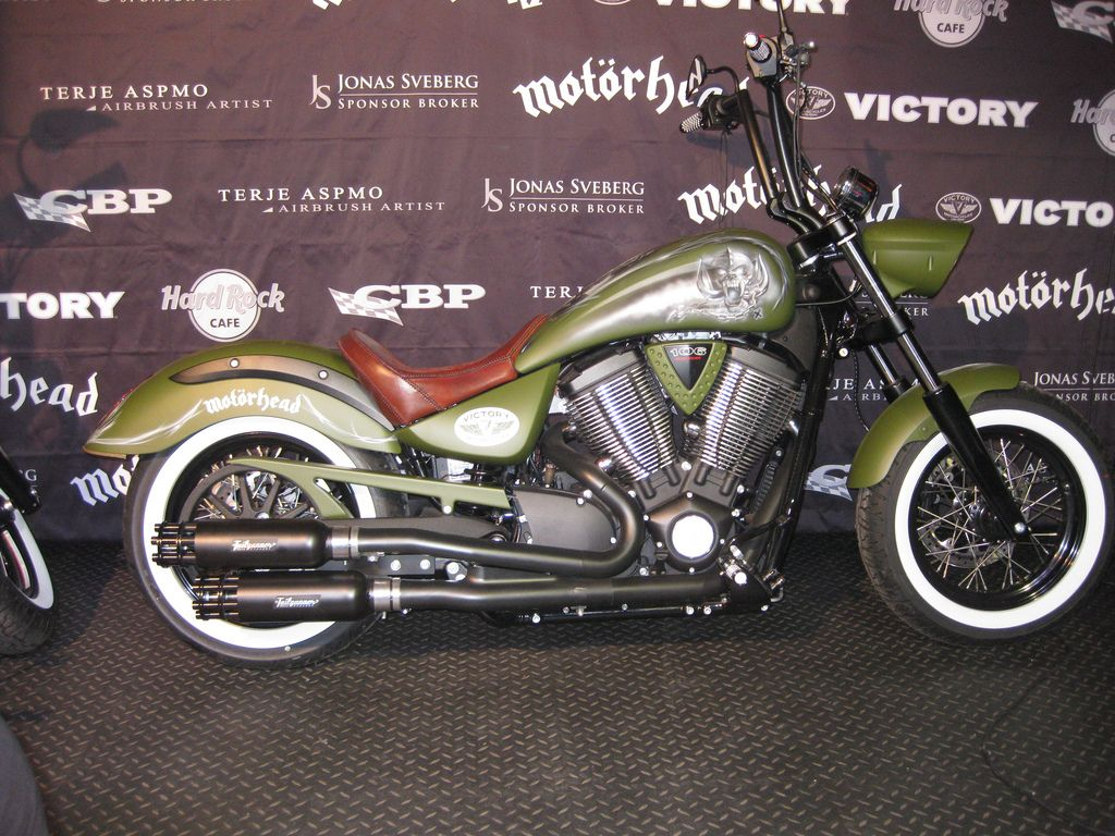Motorhead Victory Motorcycles Lemmy Victory Motorcycles