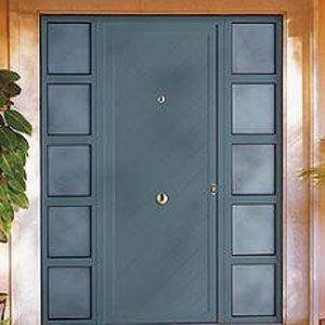 Fabricantes de puertas met licas puertas pinterest for Puertas principales metalicas modernas