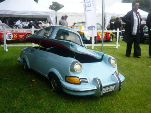 Custom Casket.. for classic car enthusiasts everywhere