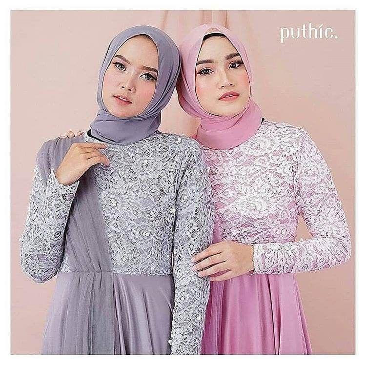 Model Gamis Edisi Lebaran 2019 Kursus Hijab Model Pakaian Model