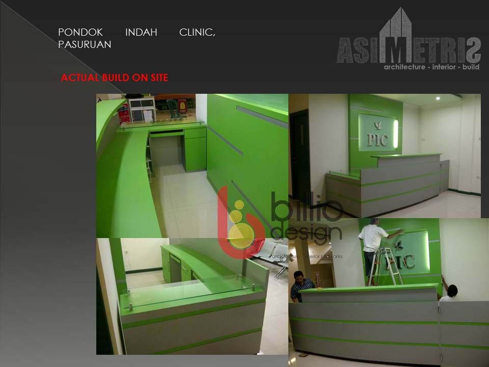 Billio Is An Architecture Interior Design Consultant 3d