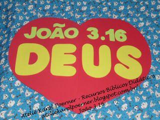 MINISTÉRIO BÍBLICO INFANTIL VIRTUAL_por KAROLLINE POERNER: RECURSOS BÍBLICOS DIDÁTICOS_por Karolline Poerner