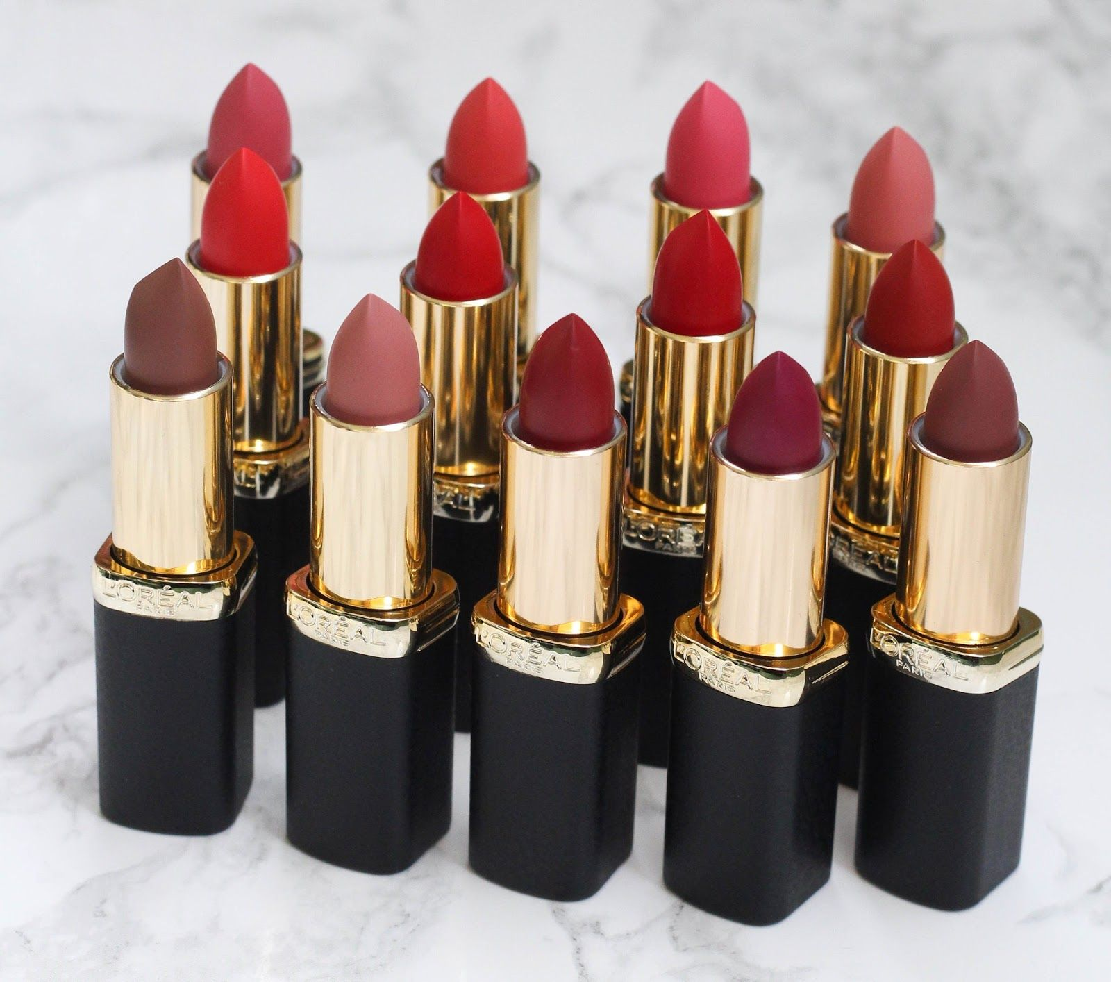 Colour Riche Gold Addiction Lipstick by L'Oreal #15