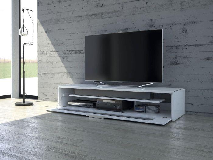 Meuble tv design - 23 meubles bas pour moderniser le salon Credenza - moderniser un meuble en bois