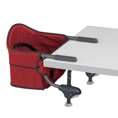 Chicco Portable Hook On Chair In Red Portable High Chairs