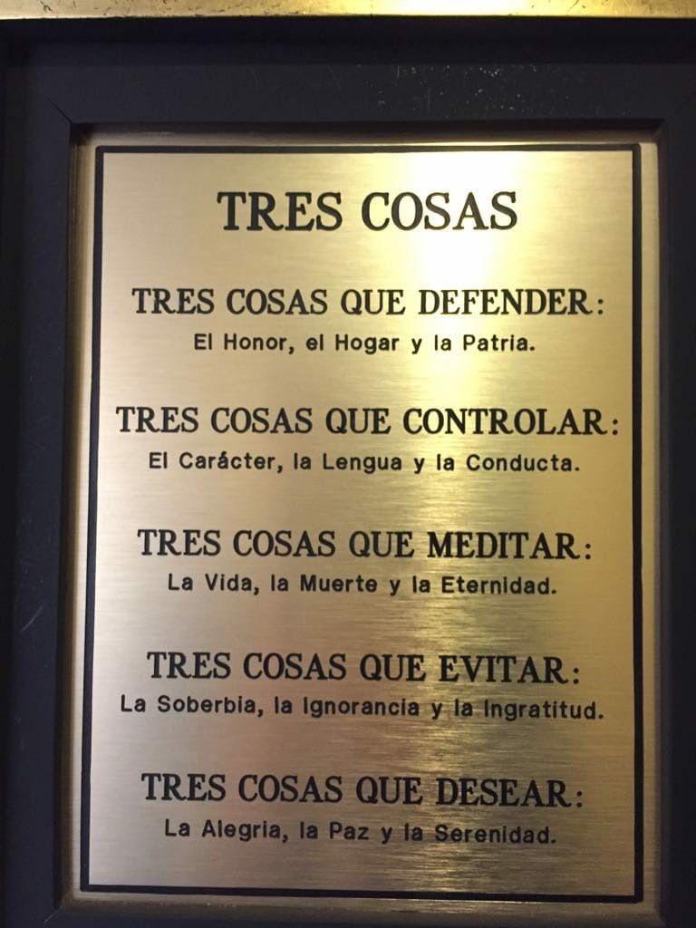 Tres Cosas Frases Motivadoras Motivacion Frases Y