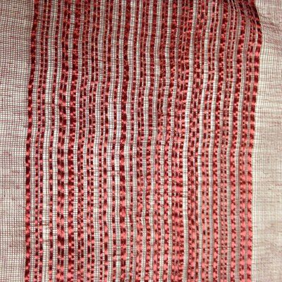 Europatex 160 Sheers Striped Fabric Velvet Upholstery Fabric Tapestry Fabric Sheers