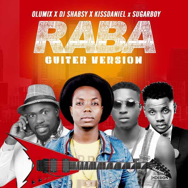 DOWNLOAD MP3: DJ Shabsy Ft  Olumix Kiss Daniel & SugarBoy