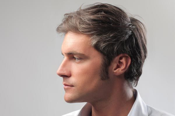 What is the best way to cut sideburns for your face shape?
