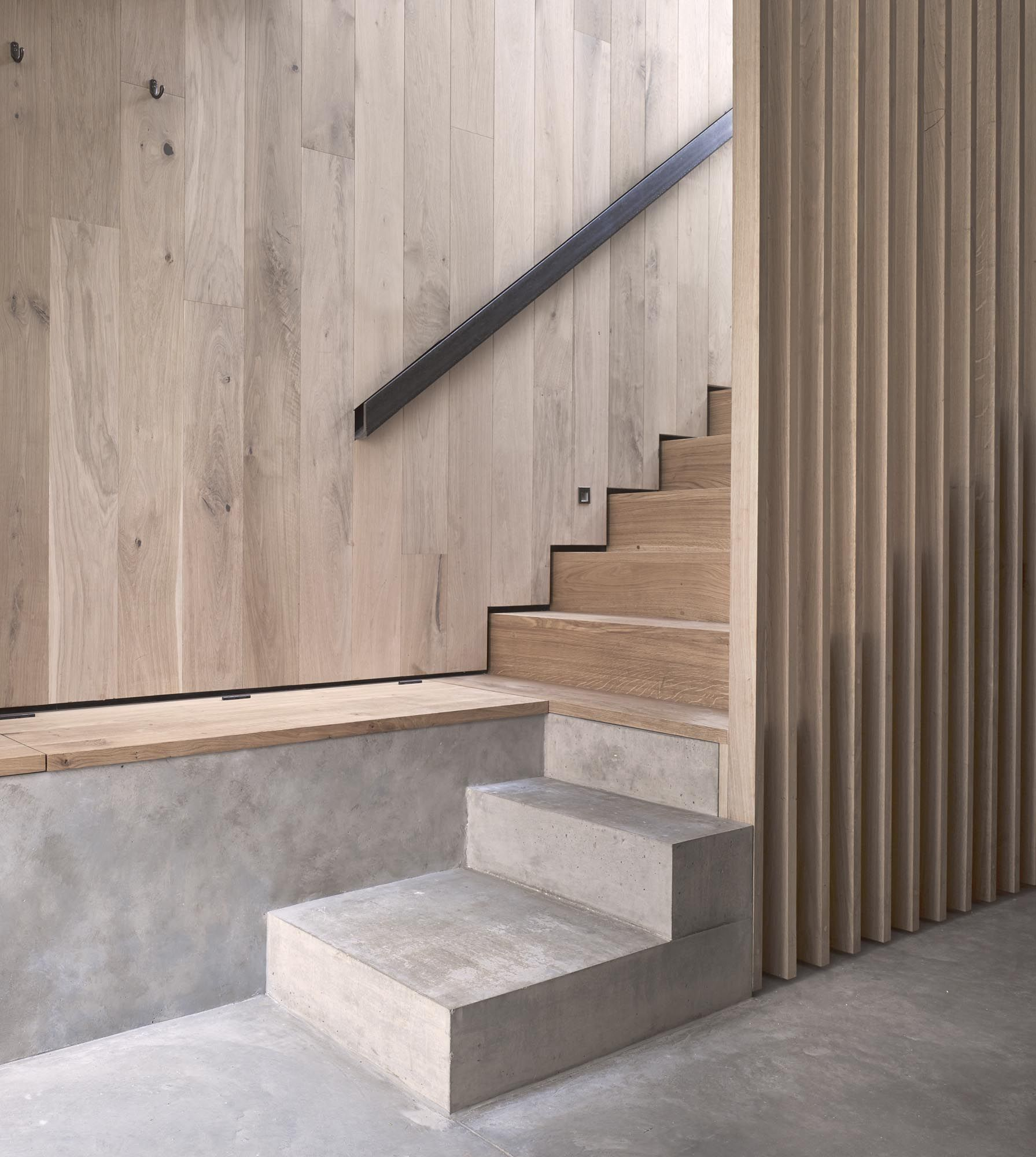 Timber Staircase Price: Rylett Studios – McLaren.Excell In 2019