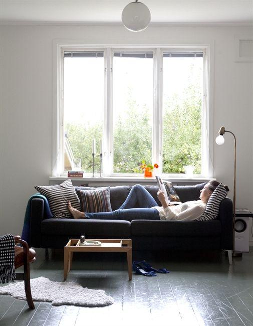Buffet salon, gris, blanc, lumière Decor ideas Pinterest