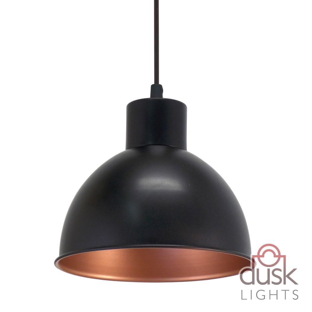 Eglo Vintage Black and Copper Globe Pendant - 49238  sc 1 st  Pinterest & Eglo Vintage Black and Copper Globe Pendant - 49238 | Lights ...