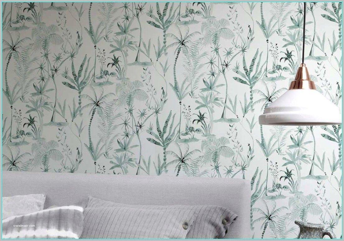Papier Peint 4 Mur Pour Cuisine En 2020 Papier Peint Decoration Maison Papier Peint Chambre