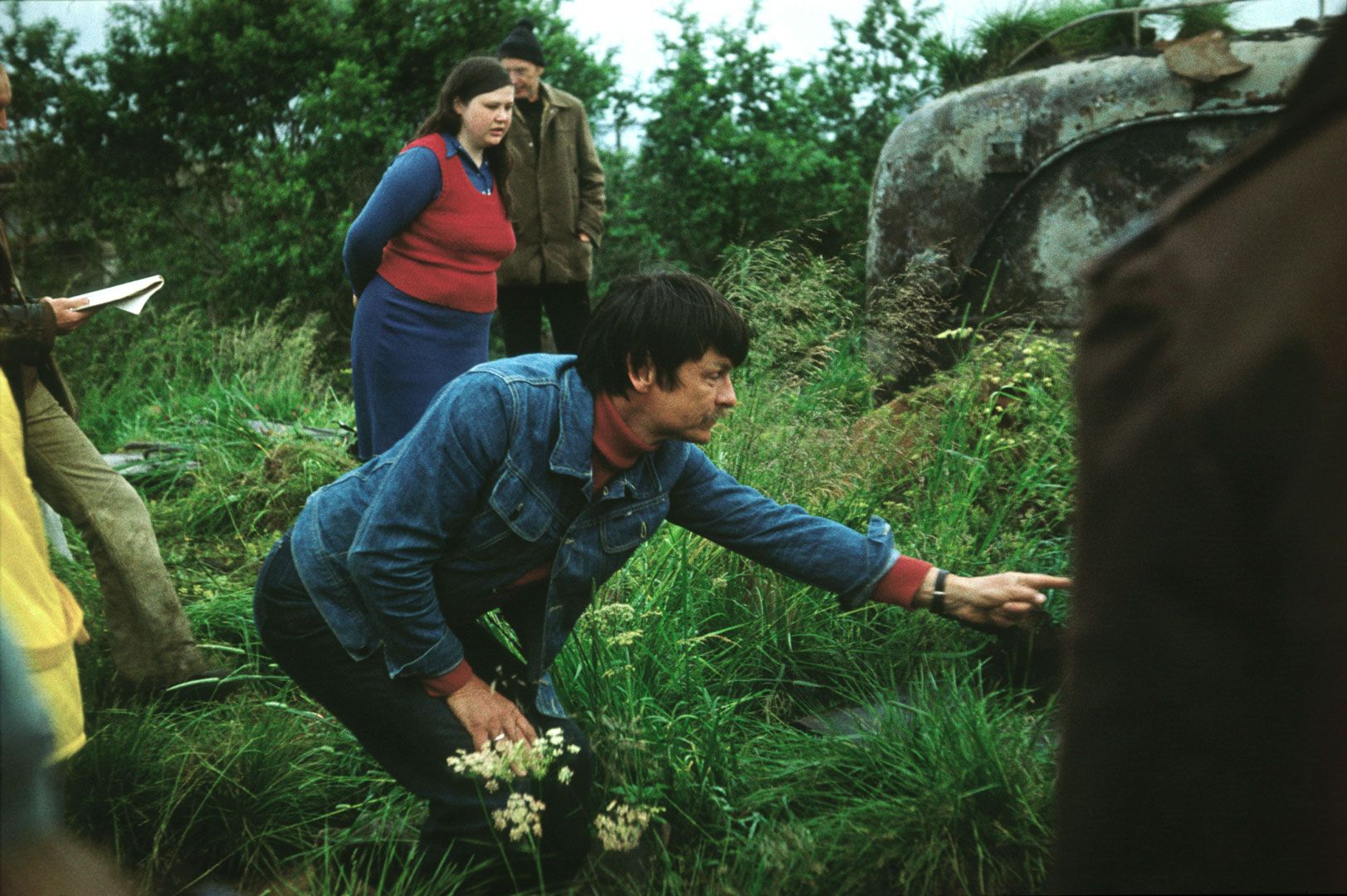A Unique Perspective on the Making of 'Stalker': The Testimony of a Mechanic Toiling Away under Tarkovsky's Guidance • Cinephilia & Beyond