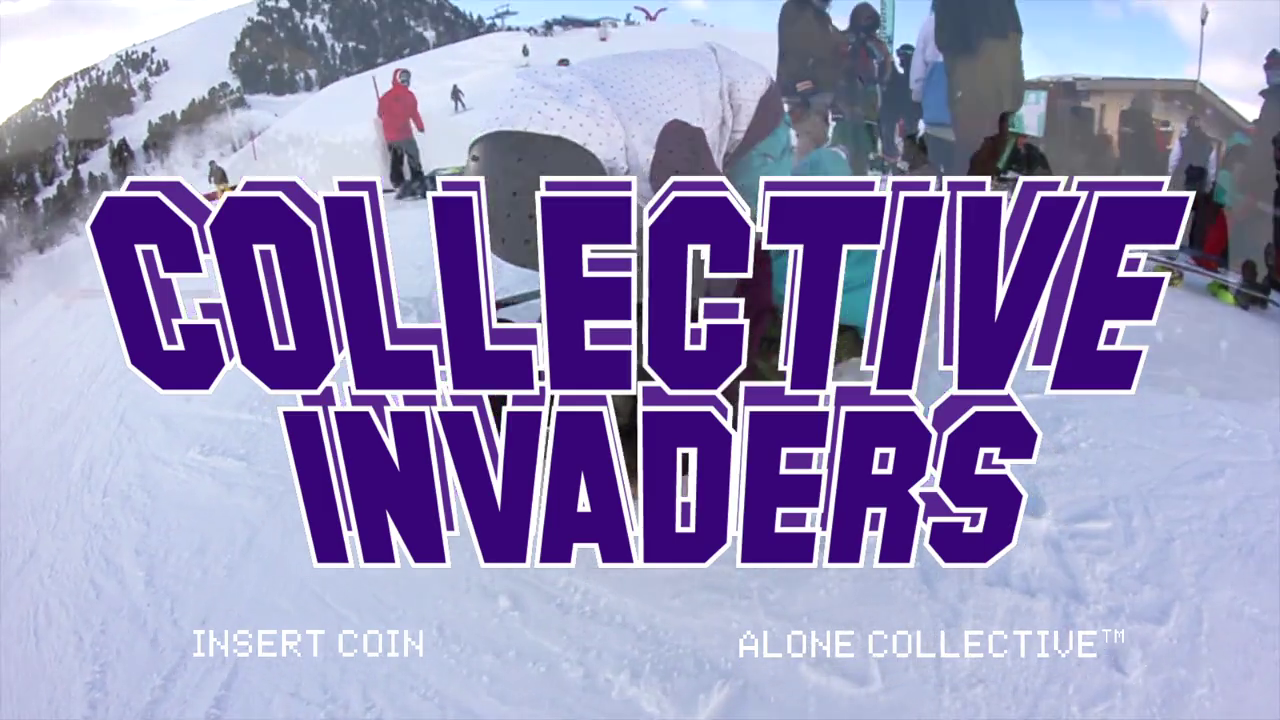 Collective Invaders Round 1