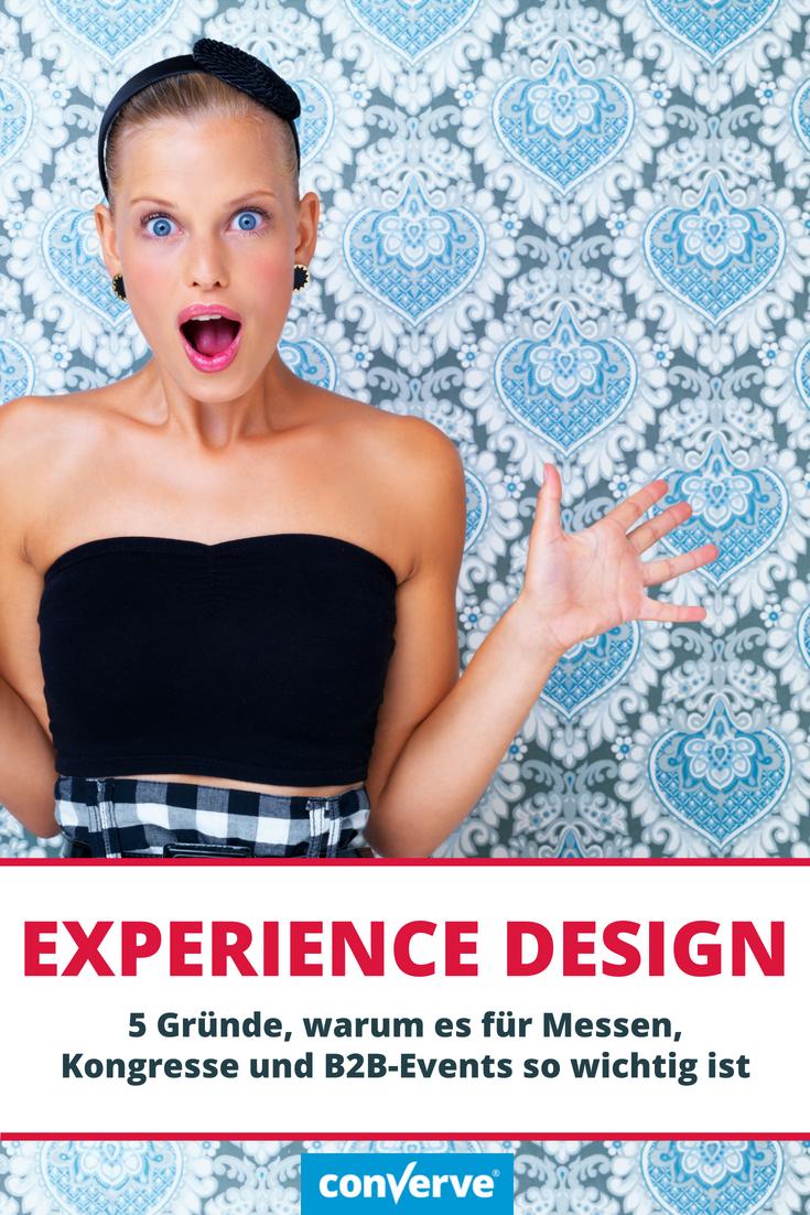 5 Gründe, warum Experience Design so wichtig für Messen ...