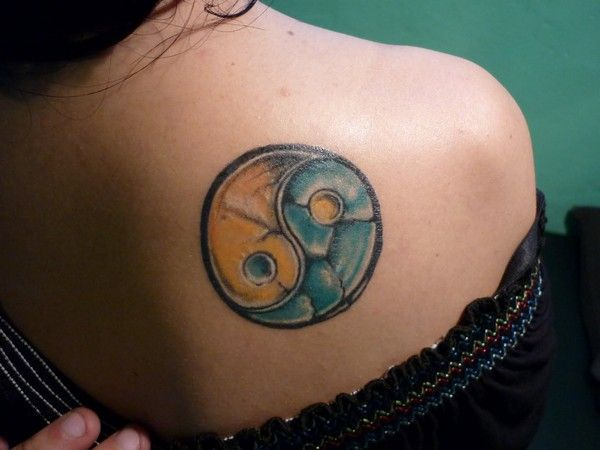 52 Unique Yin Yang Tattoos And Designs With Images Yin Yang