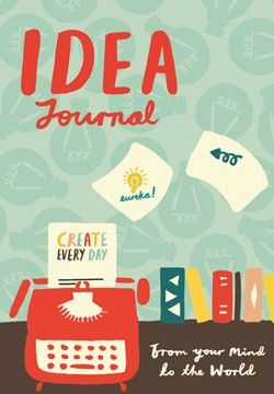 Idea JOURNAL #GiveBooks @Chronicle Books