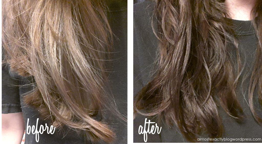 black walnut hair dye! completely natural & nondamaging