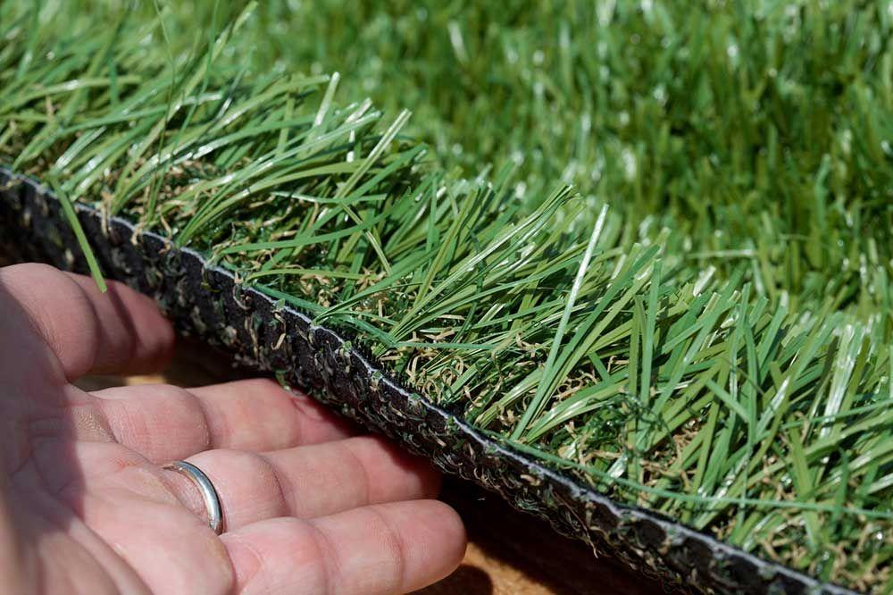 pelouse synthetique