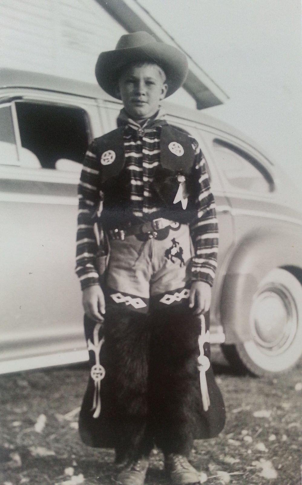 Cowboy, 1940's