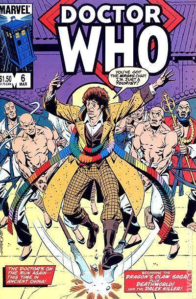 Doctor Who (1984 Marvel) #6 FN http://united-states-tourist.info/it/si/?query=311467175572…