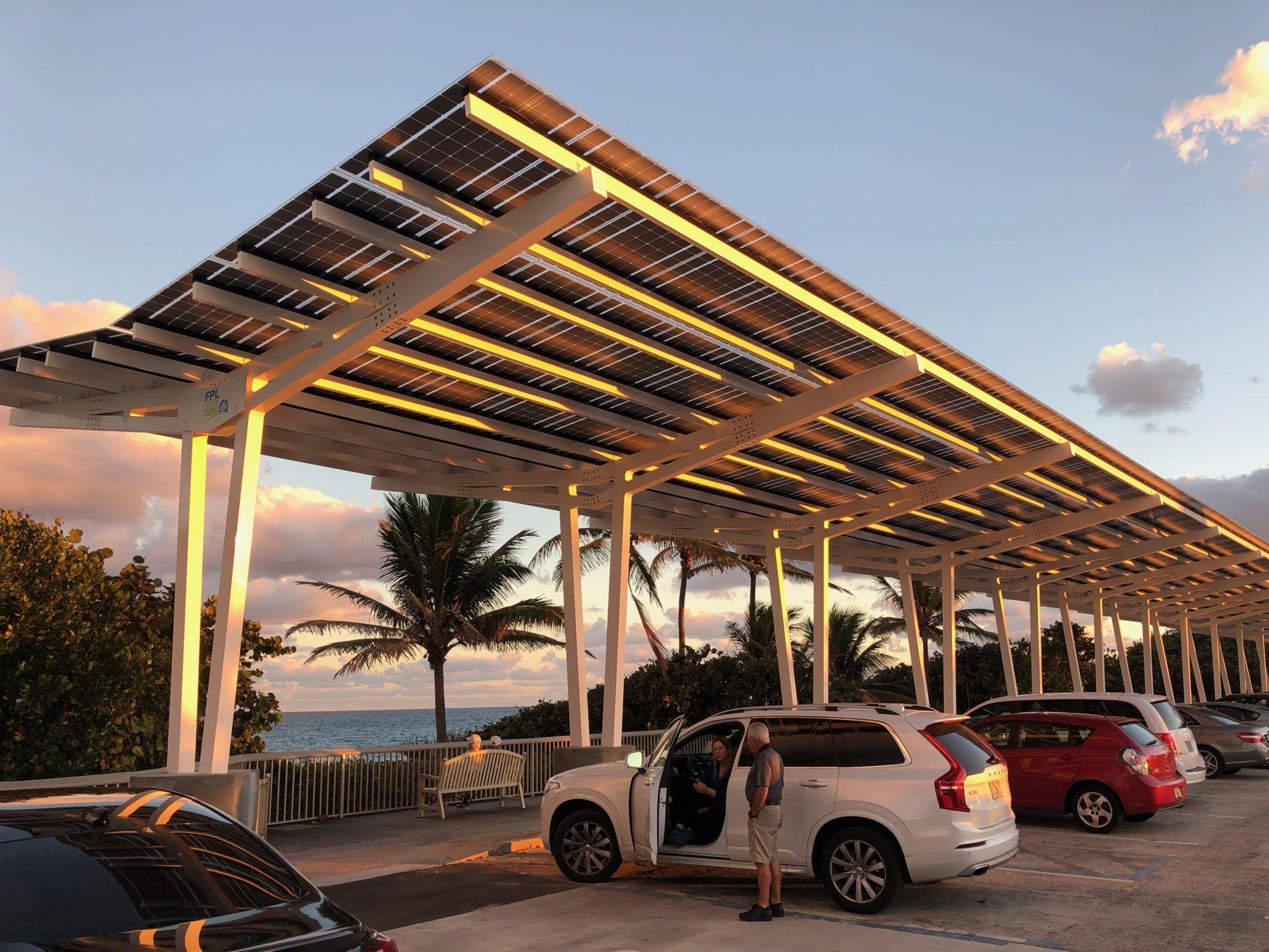 Beautiful Solar Panels, Carports, Awnings, EV Charging