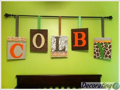 Decorating Your Dorm With Some Do-it-yourself Wall Art For Dorm Rooms | Decoration Ideas