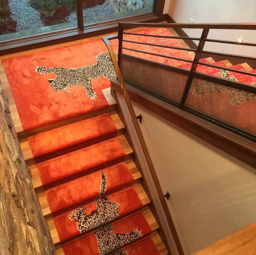 Best Climbing Tiger From The Rug Company Chicago Interior 400 x 300